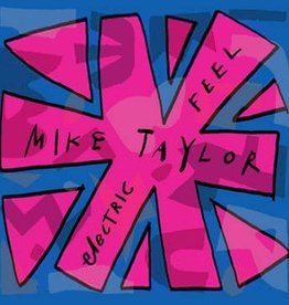 RSD17 Mike Taylor - Feel Good [12'' EP] (Picture Disc, white sleeve cover & all cover art elements turned into stickers to design your own custom cover art, limited to 1030, indie-retail exclusive)