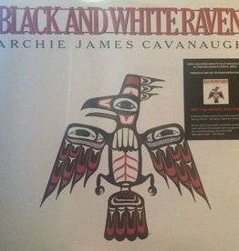 RSD17 Archie James Cavanaugh - Black and White Raven