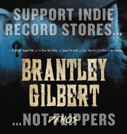 RSD17 Brantley Gilbert - The Devil Don't Sleep (Deluxe) [LP] (180 Gram, Opaque Blood Red with Black Streaks Vinyl, unreleased demos and live tracks, gatefold, limited to 1500, indie-retail exclusive)