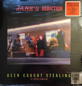 Jane's Addiction - Been Caught Stealing (12'' Remix Version) [EP] (limited to 3500, indie-retail exclusive)