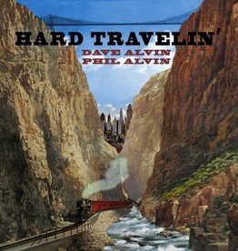 RSD17 Dave Alvin & Phil Alvin - Hard Travelin' [12''] (Transparent Red Vinyl, limited to 1000, indie-retail exclusive)