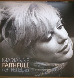 RSD17 Marianne Faithfull - Rich Kids Blues [LP] (limited to 2000, indie-retail exclusive)