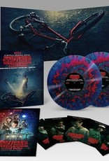 Stranger Things Soundtrack - Vol. 1 (Deluxe Red/Blue Splatter)