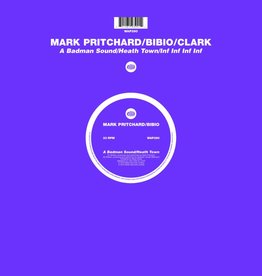 Mark Pritchard / Bibio / Clark - A Badman Sound / Heath Town / Inf Inf Inf Inf [12''] (limited to 900, indie-retail exclusive)