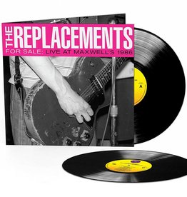 The Replacements - For Sale: Live At Maxwell's 1986 (2LP) (Explicit)
