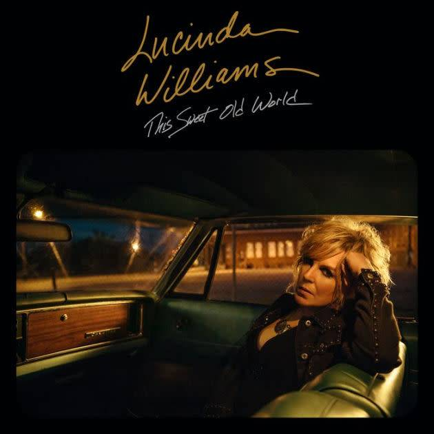 Lucinda Williams - This Sweet Old World (2LP Pink Vinyl)