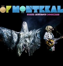 of Montreal - Snare Lustrous Doomings [2LP] (180 Gram, Yellow And Orange Vinyl, gatefold, download, booklet, photos, limited to 3000, indie-retail exclusive)