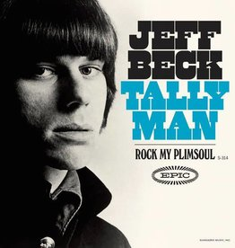 RSD-Jeff Beck - Tallyman/Rock My Plimsoul [7''] (Gold Vinyl, rare photos, notes by Gene Simmons, limited to 1750, indie-exclusive)