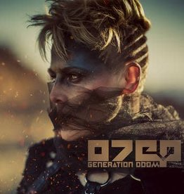 Otep - Generation Doom [LP] (Picture Disc) RSD Exclusive