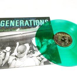 Generations: A Hardcore Compilation - Black Friday Green Vinyl