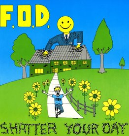 F.O.D. - Shatter Your Day (Double LP & Download)