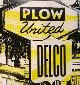 "Plow United - Delco 7"" (Color Vinyl) Grey"
