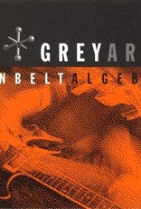 Grey Area - Fanbelt Algebra (Record Store Day Exclusive Pressing Limited Edition Colored Vinyl w/ download)