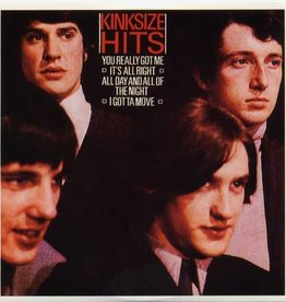 Kinks, The - Kinksize Hits [7'' EP] (50th Anniversary, not available in over 40 years, 4 track EP includes ''You Really Got Me'' and ''All Day And All Of The Night'', limited indie-exclusive)