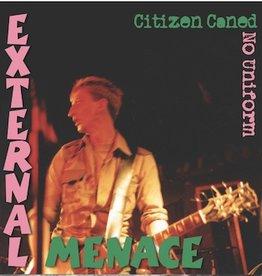 "Violent Society / External Menace Split 12"" (Red)"