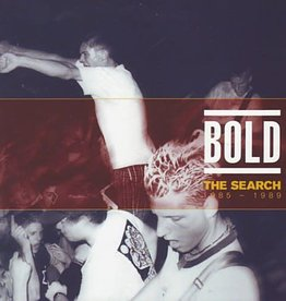 Bold - The Search 1985 - 1989 (Color Vinyl Includes Download)