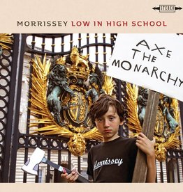 Morrissey - Low in High School