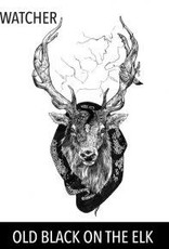 Bird Watcher - Old Black on the Elk