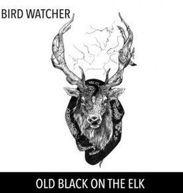 Bird Watcher - Old Black on the Elk