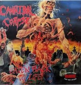Cannibal Corpse - Eaten Back to Life (Metal Blade Classics LTD Series)