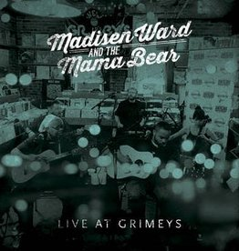 Madisen Ward And The Mama Bear - Live At Grimeys [LP] (6 live songs from their debut album Skeleton Crew, indie-retail exclusive)