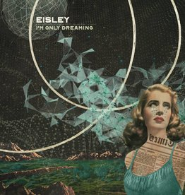 Eisley - I'm Only Dreaming (Indie Exclusive Red/Black Color Vinyl)