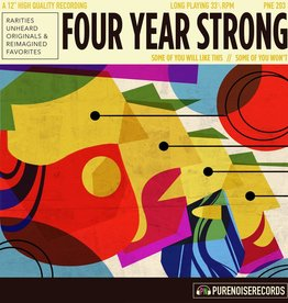 Four Year Strong - Some of You Will Like This, Some of You Won't (Indie Exlusive Blue/Purple Merge Vinyl)