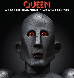 """Queen - We Are The Champions 12"""""""