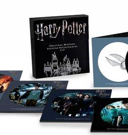 Harry Potter Soundtrack - Harry Potter: Original Motion Picture Soundtracks I-V (10LP Picture Disc Box Set)