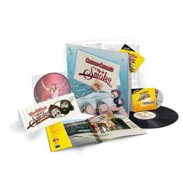 "Cheech & Chong - Up In Smoke (40th Anniversary Deluxe Collection)(1CD/1Bluray/1LP/7"" Vinyl)"