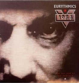 Eurythmics - 1984 (For The Love Of Big Brother) (Soundtrack) [LP] (Opaque Red 180 Gram Vinyl, limited to 2000, indie-retail exclusive)