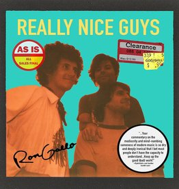 Ron Gallo - Really Nice Guys [LP] (Orange Vinyl, download, 2-sided, limited to 1000, indie advance exclusive)