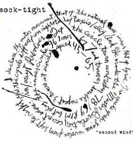 Sock-Tight - Second Wind [7''] (Beer Colored Vinyl, gatefold, limited to 1000, indie-retail exclusive)
