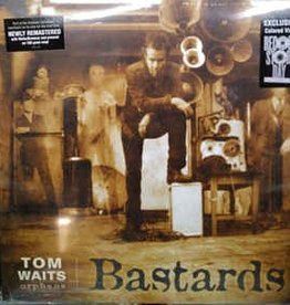 Tom Waits - Bastards [2LP] (180 Gram, Grey Vinyl, limited to 4500, indie-retail exclusive)