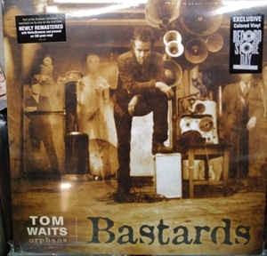 Tom Waits - Bastards [2LP] (180 Gram, Grey Vinyl, limited to 4500, indie-retail exclusive)
