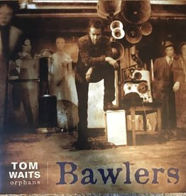 Tom Waits - Bawlers [2LP] (180 Gram, Translucent Blue Viny, limited to 4500, indie-retail exclusive)
