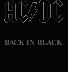 AC/DC - Back In Black [Cassette Tape] (limited to 2500, indie-retail exclusive)