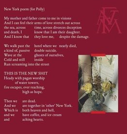 """Florence and the Machine - Sky Full of Song / New York poem (for Polly) 7"""""""