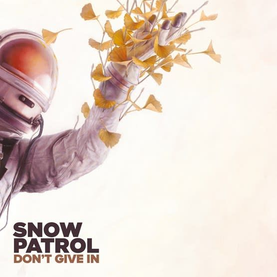 """Snow Patrol - Don't Give In / Life On Earth [10""""]"""