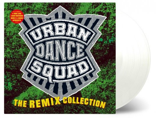 Urban Dance Squad - The Remix Collection [2LP] (Transparent 180 Gram Audiophile Vinyl, first time on vinyl, inserts, gatefold, limited/numbered to 1000, indie-exclusive)