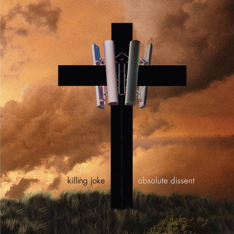 Killing Joke - Absolute Dissent [2LP] (Colored Vinyl, 2 bonus tracks, 1st ever US release, limited to 2000, indie advance exclusive)