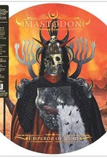 Mastodon - Emperor Of Sand [2LP] (Picture Disc, sticker and clear wafer seal affixed to back flap, limited to 3000, indie-retail exclusive)