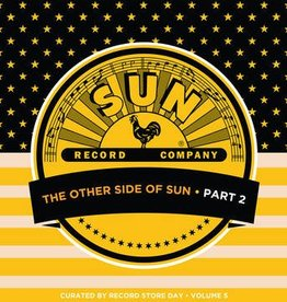 Various Artists - The Other Side Of Sun (Part 2): Sun Records Curated by Record Store Day, Volume 5 [LP] (limited to 4000, indie-retail exclusive)