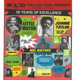 Various Artists - Malaco: The Last Soul Company 50 Years of Excellence [LP] (Gold 180 Gram Vinyl, limited to 2000, indie-retail exclusive)