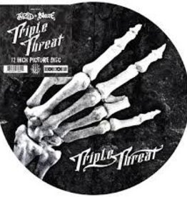 Triple Threat - Triple Threat [LP] (Picture Disc, Twiztid and Blaze's gangsta rap group, limited to 1000, indie-retail exclusive)