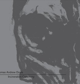 Thomas Andrew Doyle - Incineration Ceremony [LP] (Grey/Black Vinyl, download, dust sleeve, TAD founder/frontman, limited to 1500, indie-retail exclusive)