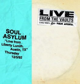 Soul Asylum - From The Vaults: Live From Liberty Lunch Austin TX 12/3/92 [2LP] (rare & unreleased concert, limited to 3000, indie-retail exclusive)