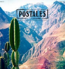 Los Sospechos - Postales (Soundtrack) [LP] (Green Vinyl, limited to 1000, indie advance exclusive)