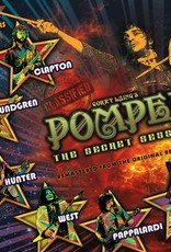 Pompeii - The Secret Sessions [LP] (supergroup of Corky Laing, Ian Hunter, Mick Ronson, Eric Clapton, Todd Rundgren, etc., download, limited to 1000, indie advance exclusive)