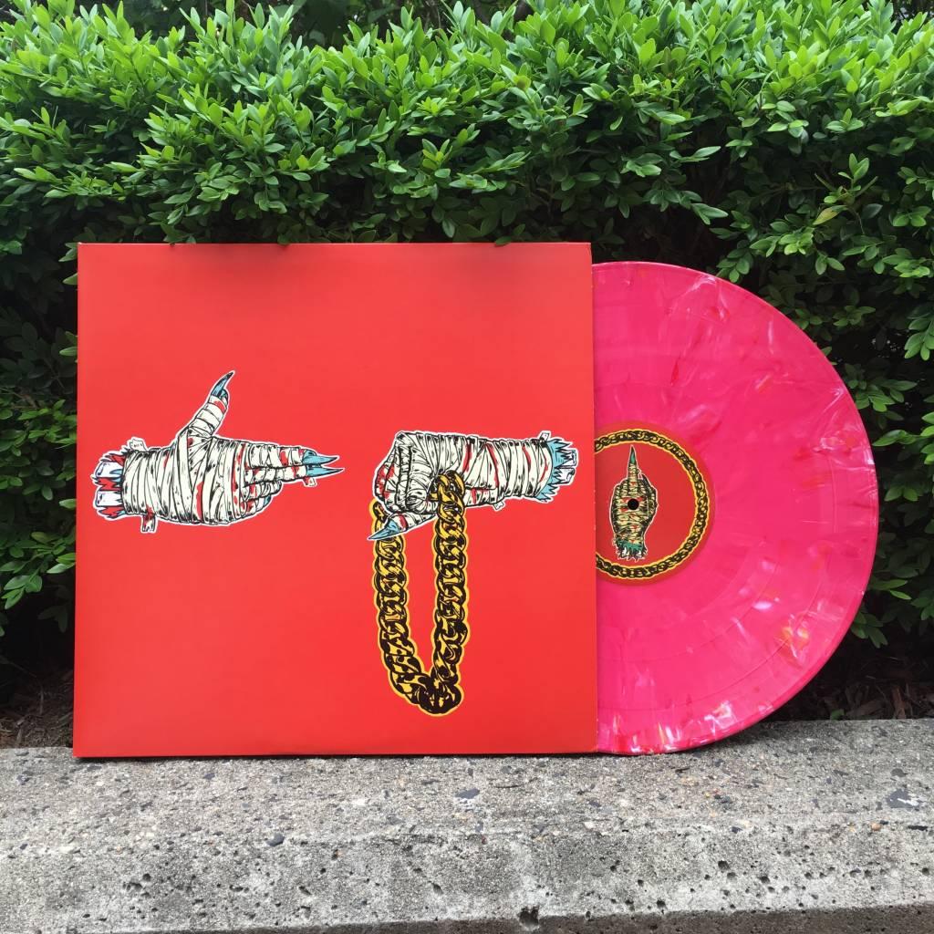 Run The Jewels - Run The Jewels 2 (Pink Vinyl)
